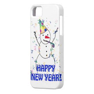 Guten Rutsch ins Neue Jahr vom feiernden Hülle Fürs iPhone 5