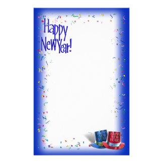Guten Rutsch ins Neue Jahr! Wahlen Briefpapier