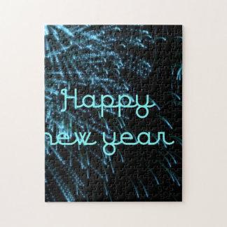 guten Rutsch ins Neue Jahrblau