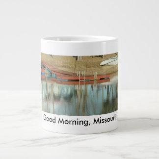Gutenmorgen, Missouri-Kaffee-Tasse Jumbo-Tasse