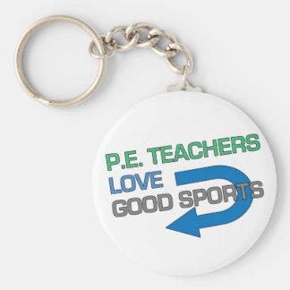 Guter Sport P.E. Teachers Like Schlüsselanhänger