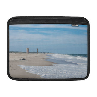 Guter Tag an Rehoboth Strand MacBook Air Sleeve