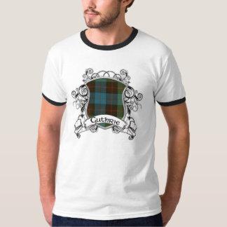 Guthrie Tartan-Schild T-Shirt