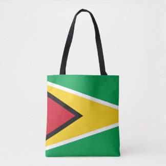 Guyana-Flagge Tasche