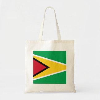 Guyana-Flagge Tragetasche