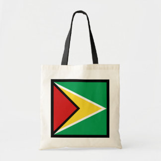 Guyana-Flaggen-Tasche Tragetasche