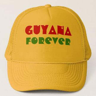 Guyana für immer truckerkappe