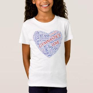 GYMNASTIK-LIEBE-T-SHIRT T-Shirt