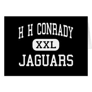 H H Conrady - Jaguare - Jüngeres - Hickory-Hügel Karte