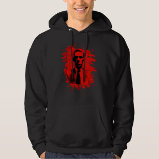 H. P. Lovecraft Tribute (red) Hoodie