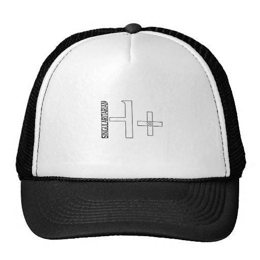 H plus casquette