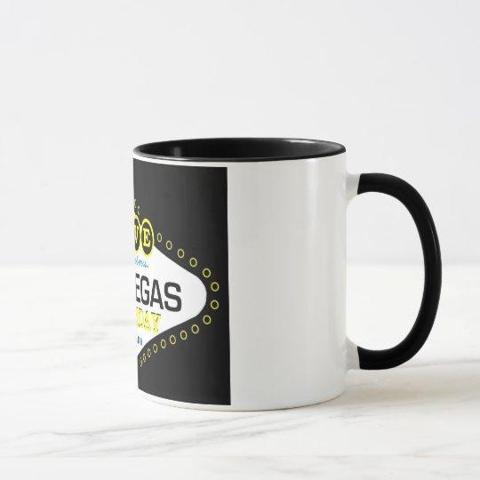 Haben Sie eine fabelhafte Tasse des Las-