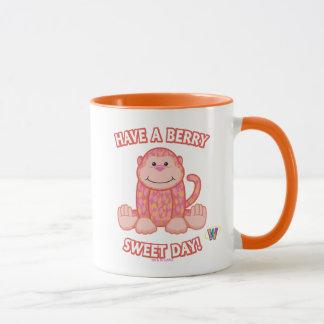 Haben Sie einen Beeren-Bonbon-Tag Tasse