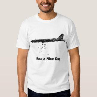Haben Sie einen schönen Tag T-shirt