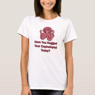 Haben Sie Ihren Kopffüßer heute umarmt? WBabydoll T-Shirt