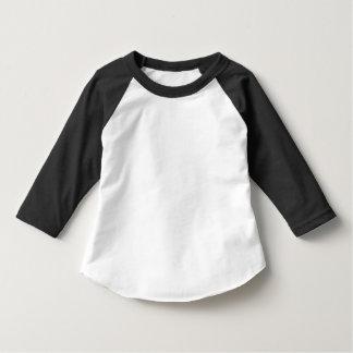 Habillement américain d'enfant en bas âge 3/4 t-shirt