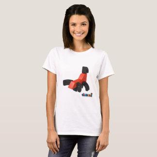 Hadali spielt - der T - Shirt der Frauen - Hadali