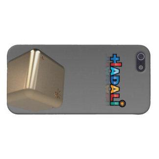 Hadali spielt - goldener Würfel - iPhone 5/5s Fall iPhone 5 Schutzhüllen