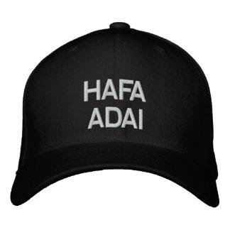 HAFA ADAI BESTICKTE KAPPE