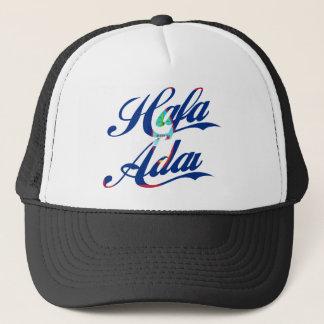 Hafa Adai Fernlastfahrer-Hut Truckerkappe