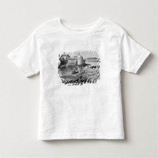 Hafen, Concarneau Kleinkinder T-shirt