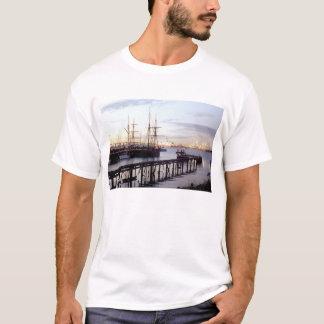 Hafen-Lichter T-Shirt