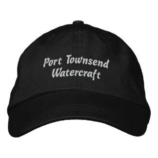Hafen Townsend Watercraftkappe Bestickte Baseballkappe
