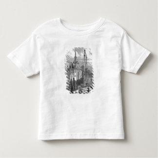 Hafen von Rotterdam, Holland Kleinkinder T-shirt