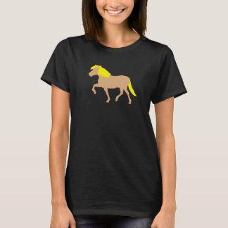 Haflinger Pferd T-Shirt