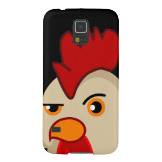 Hahn mit Haltung Samsung S5 Cover