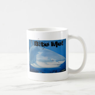 Haifisch-Biss Tasse