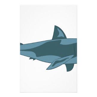 Haifisch Briefpapier