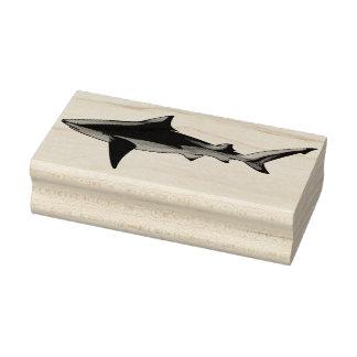Haifisch Gummistempel