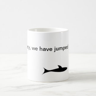 Haifisch Kaffeetasse
