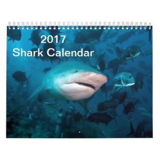 Haifisch - Kalender 2017