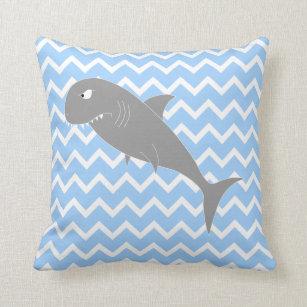 Haifisch Kissen