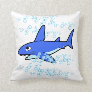 Lieblich Haifisch Kissen Kissen