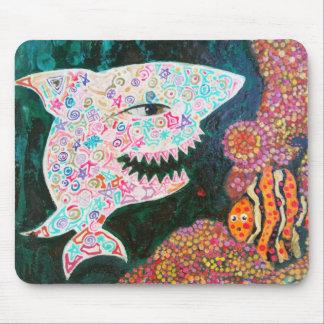 Haifisch/magische Mausunterlage Mousepad