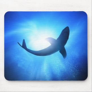 Haifisch-Mausunterlage Mauspads