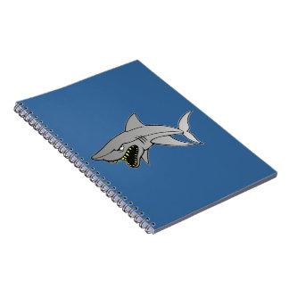 Haifisch Notizbuch
