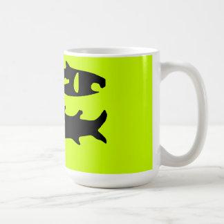 Haifische Tasse
