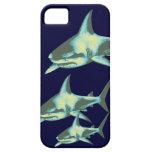 Haifischfische, wilde Tiere iPhone 5 Case