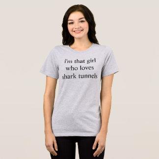 Haifischtunnels T-Shirt
