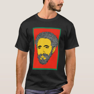 Haile Selassie sprachloser T - Shirt