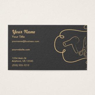 Hairstylist Visitenkarte