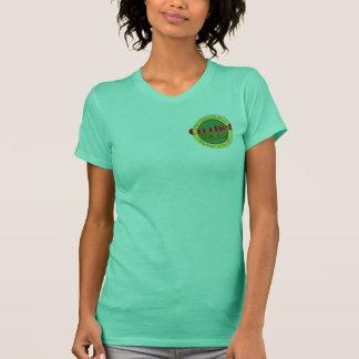 Häkelarbeit-ungeschnittener Damen-T - Shirt