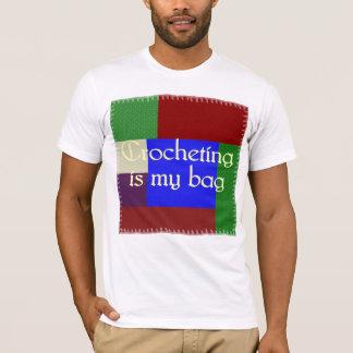 Häkelnder T - Shirt