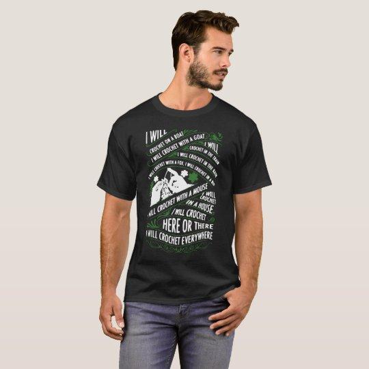 Häkelndes Shirt