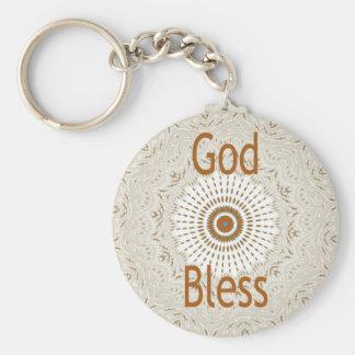 Hakuna Matata Gott segnen schaffen Ihre Selbst Schlüsselanhänger