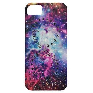 Hakuna Matata Unendlichkeits-Galaxie iPhone 5 Fall iPhone 5 Hüllen